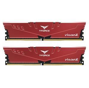 Team Group DDR4 16GB (2x8GB) Vulcan Z 3000MHz CL16 1.35V XMP 2.0 Červená