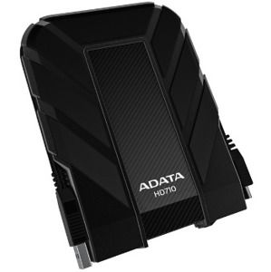 ADATA HD710 DashDrive™ Durable 1TB ext. HDD, USB3.0, water/shock proof, čierny