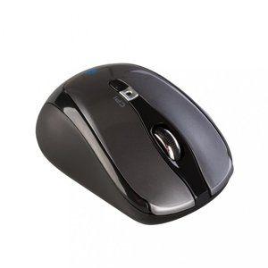 i-tec Bluetouch 243 optická myš, 800/1200/1600 DPI, čierna