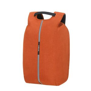 Backpack M SAMSONITE KA6-16-001 SECURIPAK 15,6''comp,tblt,doc.pock, Saffron
