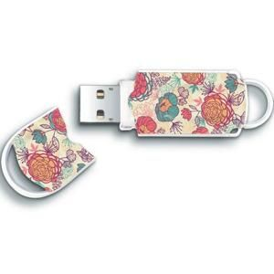INTEGRAL USB flash disk XPRESSION Floral 2.0 8GB