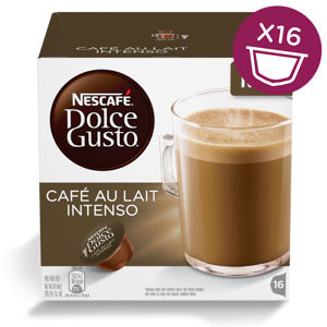 NESCAFE DOLCE GUSTO CAFE AU LAIT INTENSO 16KS