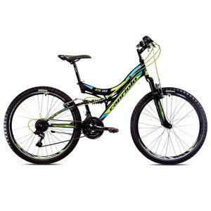 CAPRIOLO CTX260 26X16 HORSKY BICYKEL CIERNO-MODRY, 917350-16