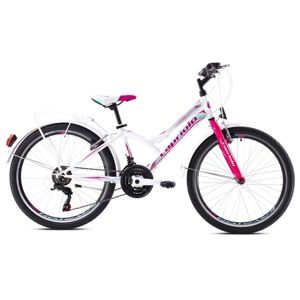 CAPRIOLO DIAVOLO 400 CITY DETSKY HORSKY BICYKEL PINK RUZOVO-BIELY, 919311-13