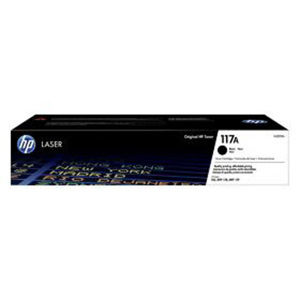 HP originál toner W2070A, black, 1000str., HP 117A, HP Color Laser 150, MFP 178, MFP 179