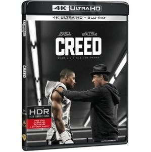 CREED 2BD (UHD+BD), BLU-RAY