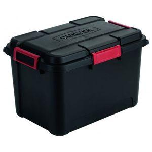 CURVER ODOLNY BOX OUTBACK 60L CIERNY, 237041