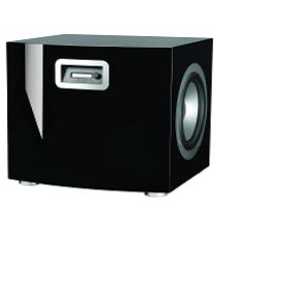 TANNOY DEFINITION SUBWOOFER HIGH GLOSS BLACK