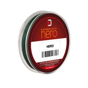 DELPHIN HERO ZELENA 15M 0,25MM 37LBS, 500793540