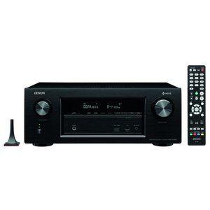 DENON AVR-X2400H BLACK