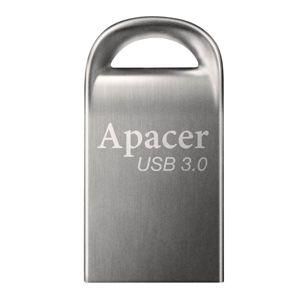 Apacer USB flash disk, 3.0, 128GB, AH156, strieborný, AP128GAH156A-1, s pútkom