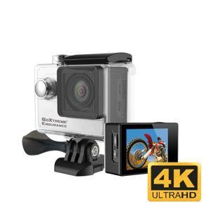 Odolná digitální kamera EasyPix Endurance, 4K Ultra HD, vodotěsná