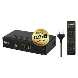 EMOS J6009 SET TOP BOX EM170 HD
