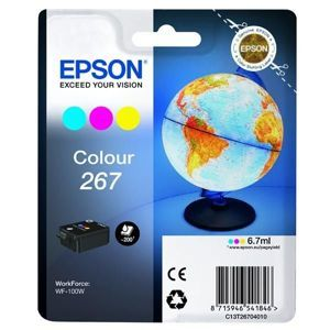 EPSON SINGLEPACK COLOUR 267 INK CARTRIDGE