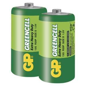 GP BATERIA GREENCELL D, B1240