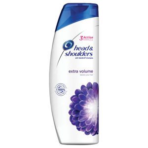 HEAD & SHOULDERS 400ML EXTRA VOLUME