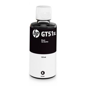 HP GT51XL INK BOTTLE X4E40AE BLACK 6000STR.