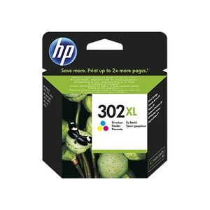 HP CARTRIDGE HP 302XL BLACK 8,5ML