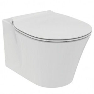 Ideal Standard Connect Air- Závesné WC, RIMLESS 36x54cm, E015501