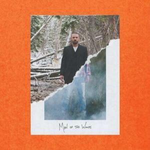 JUSTIN TIMBERLAKE: MAN OF THE WOODS, 2LP