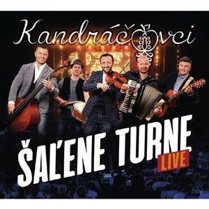 KANDRACOVCI: SALENE TURNE: LIVE, CD