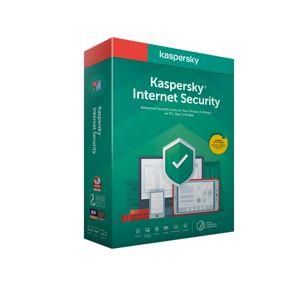 Kaspersky Internet Security 4x 1 rok Obnova