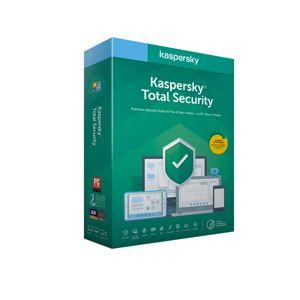 Kaspersky Total Security 3x 1 rok Obnova