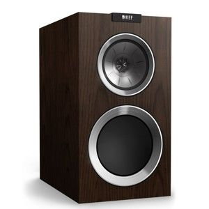 KEF R300 WALNUT REAL WOOD