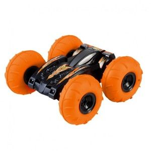 KIDS WORLD TORNADO RC STUNT CAR 4X4 40 MHZ ORANZOVE