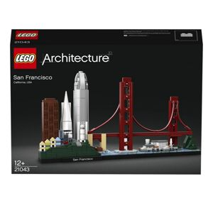 LEGO ARCHITECTURE SAN FRANCISCO /21043/