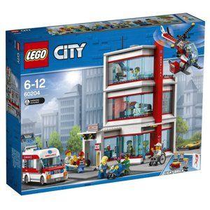 LEGO CITY NEMOCNICA /60204/
