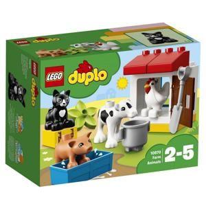 LEGO DUPLO ZVIERATKA Z FARMY /10870/