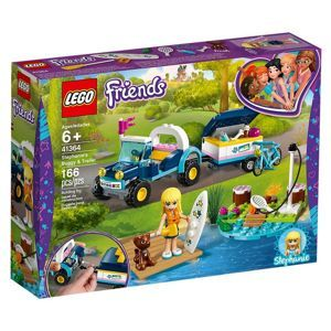 LEGO FRIENDS STEPHANIE A JEJ BUGINA A PRIVES /41364/