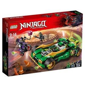 LEGO NINJAGO NINDZA NIGHTCRAWLER /70641