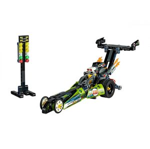LEGO TECHNIC DRAGSTER /42103/