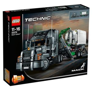 LEGO TECHNIC MACK NAKLADIAK /42078/