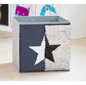 LOVE IT STORE IT - Box na hračky Magic Box, Hviezda