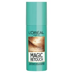 LOREAL MAGIC RETOUCH LIGHT BLOND SPREJ NA OKAMZITE ZAKRYTIE ODRASTOV 75 ML