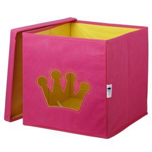 LOVE IT STORE IT ULOZNY BOX NA HRACKY S KRYTOM A OKIENKOM - KORUNA , LI-750008