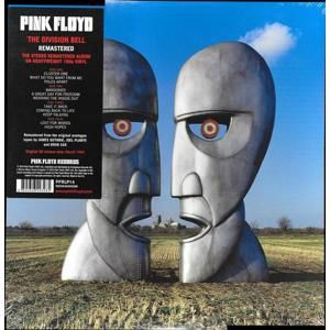LP PINK FLOYD: THE DIVISION BELL (2011 REMASTER) (2LP)