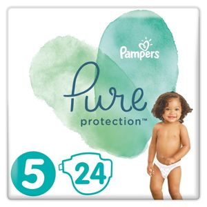PAMPERS PURE VP 24 JUNIOR S5