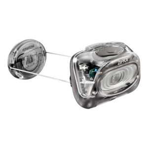 PETZL E93ZNE ZIPKA HEADLAMP BLACK