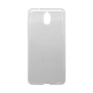 Silikónové puzdro Nokia 3.1 priehľadné, nelepivé