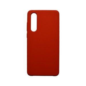 Silikónové puzdro Silicon Huawei P30 červené