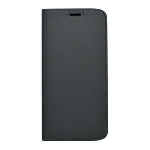 Knižkové puzdro Metacase Samsung Galaxy J6 2018 čierne