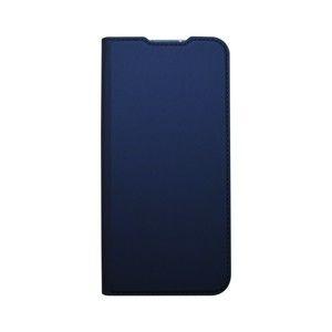 Knižkové puzdro Metacase Huawei Y6 2019 tmavomodré
