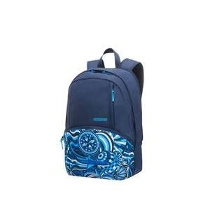 SAMSONITE BAG SPORTS AT 4301007 M WM SUMMERF1 46L LUGGAGE ONLY BLUE