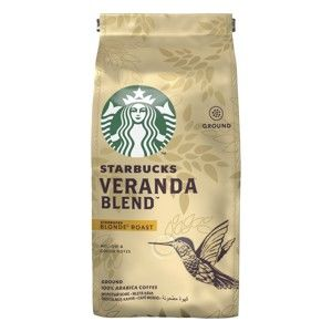 STARBUCKS VERANDA BLEND BLONDE ROAST 200 G, MLETA KAVA