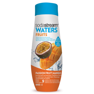 SODASTREAM SIRUP FRUITS MARAKUJA/MANGO 440 ML