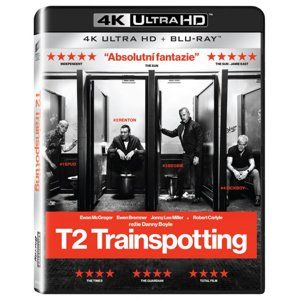 T2 TRAINSPOTTING (UHD+BD), BLU-RAY